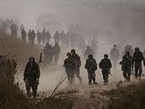 """כוח צה""""ל במלחמת לבנון השנייה."""